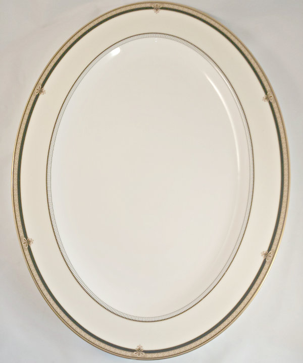 sc 1 st  Luxury Dining & Royal Doulton Baroness Oval Platter large
