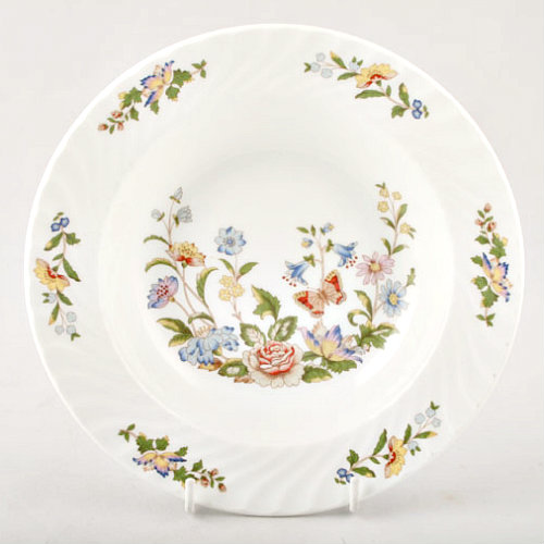 Aynsley Cottage Garden Large Soup Plate