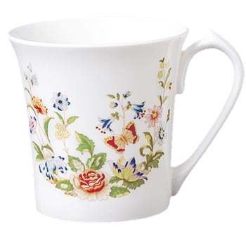 Aynsley Cottage Garden Mug Plain im-perfect