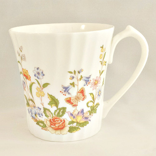 Aynsley Cottage Garden Mug Portland