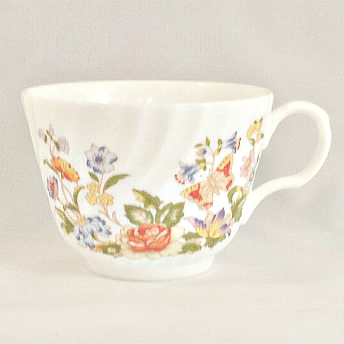 Aynsley Cottage Garden Portland Teacup