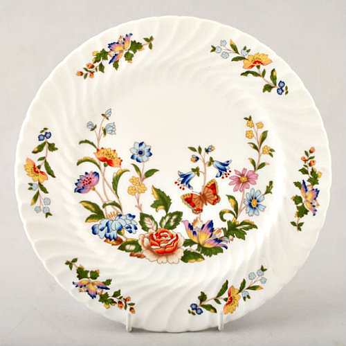 Aynsley Cottage Garden Sweet plate