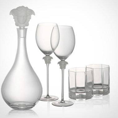 Designer & Luxurious Stemware