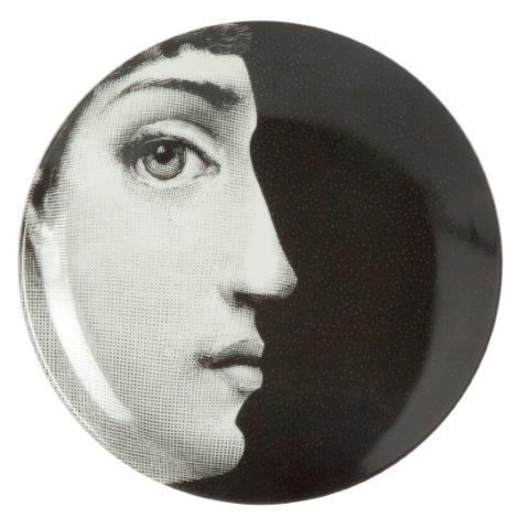 Fornasetti Wall Plate T & V 114