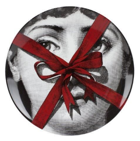 Fornasetti Wall Plate T & V 171 Gift