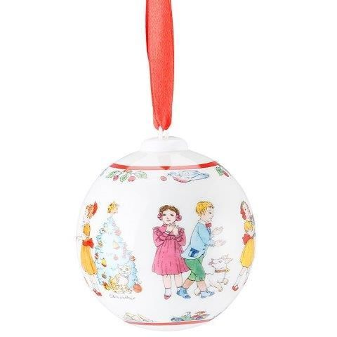Hutschenreuther Ole Winther Christmas 2017 Bauble-Teatime