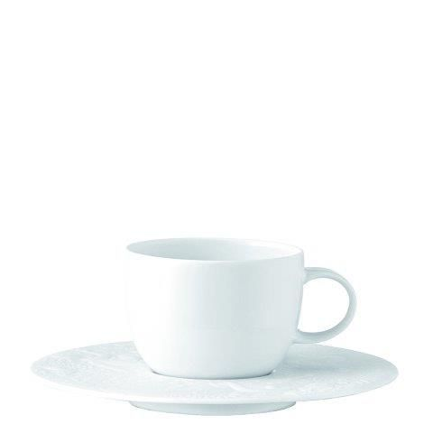 Rosenthal Studio-Line Zauberflote White Expresso Cup & Saucer