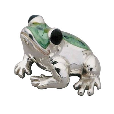 Saturno Sterling Silver  Frog  8573