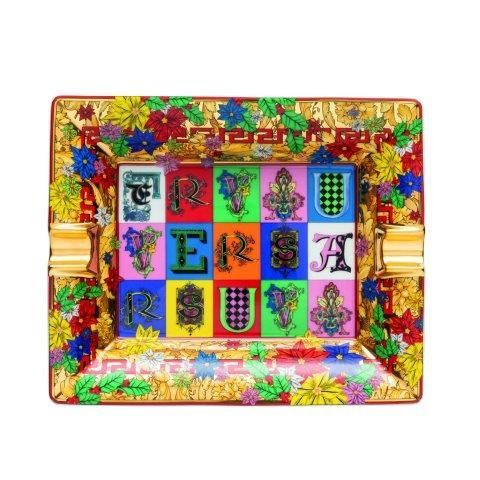 Versace Holiday Alphabet Ashtray 16cm