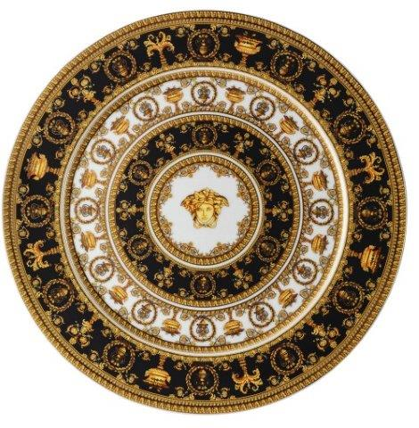 Versace I Love Baroque Service Plate 33 cm