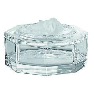 VERSACE MEDUSA LUMIERE CRYSTAL TRINKET BOX by ROSENTHAL