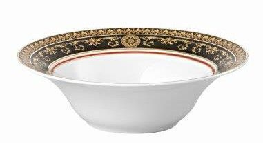 Versace Medusa Red Cereal Dish