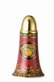 Versace Medusa Red Pepper Shaker
